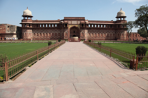 India Forts Palaces