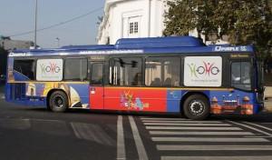 Delhi Tourism HOHO Bus