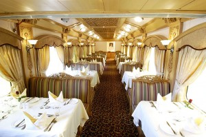 Luxury Deccan Odyssey Train