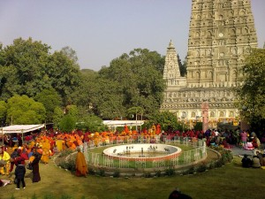 Mahabodhi Temple Bodh Gaya
