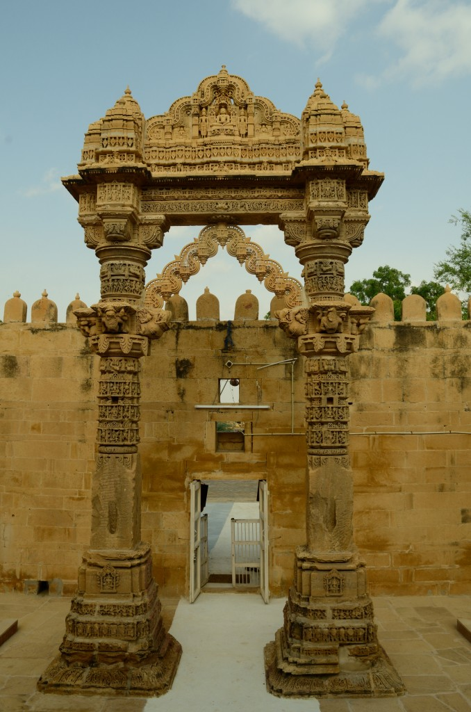 Jain Temple in Lodurva