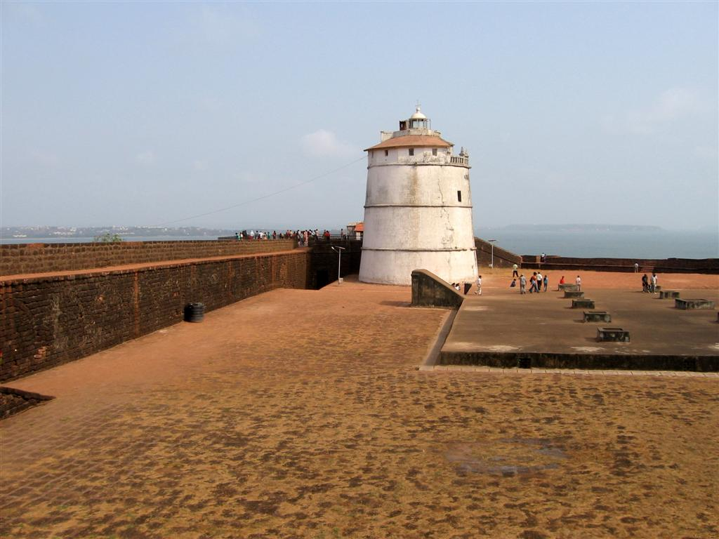 Goa Fort Aguada