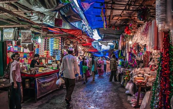 Mumbai Street Market
