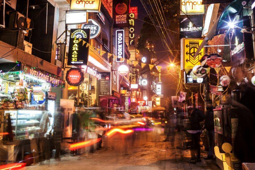 Nightlife in Delhi