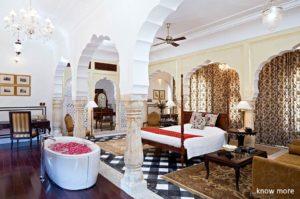 Hotel Samode Palace