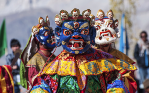 Hemis Festival Attraction